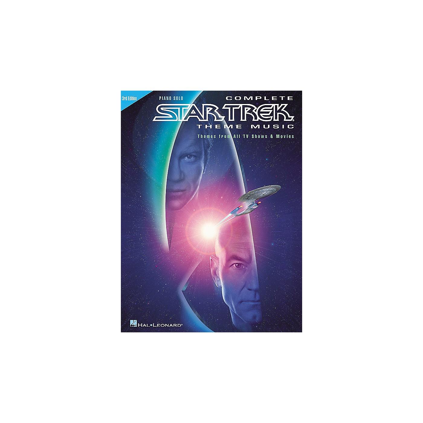 Hal Leonard Complete Star Trek Theme Music thumbnail