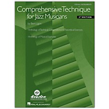 Houston Publishing Comprehensive Technique for Jazz Musicians - 2nd Edition (For All Instruments)