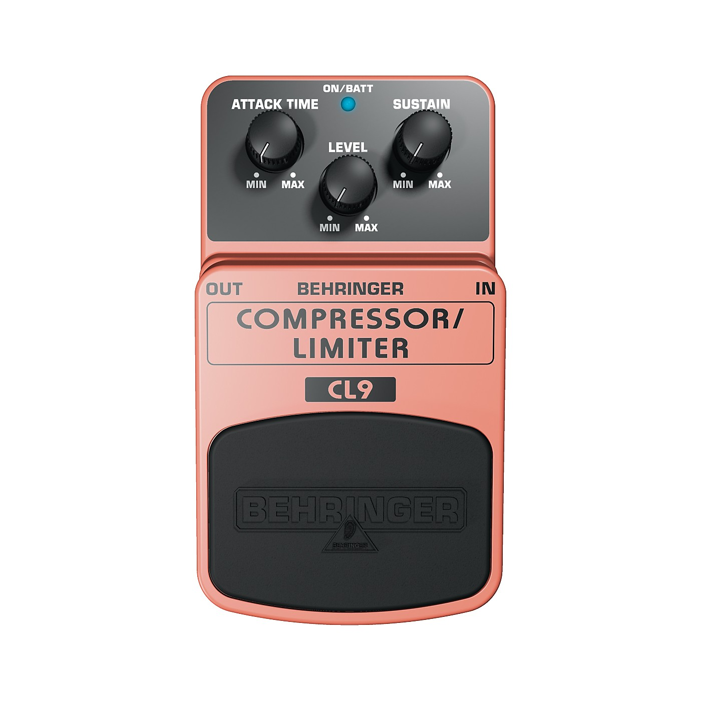 Behringer Compressor/Limiter CL9 Guitar Effects Pedal thumbnail