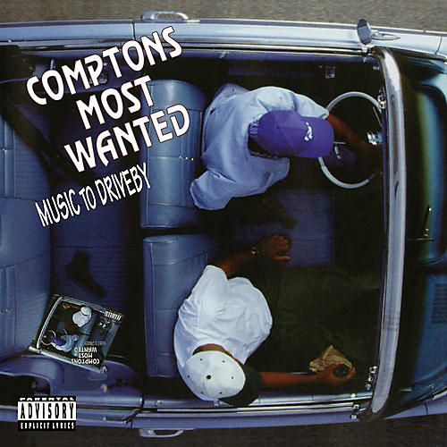 Alliance Comptons Most Wanted - Music To Driveby thumbnail