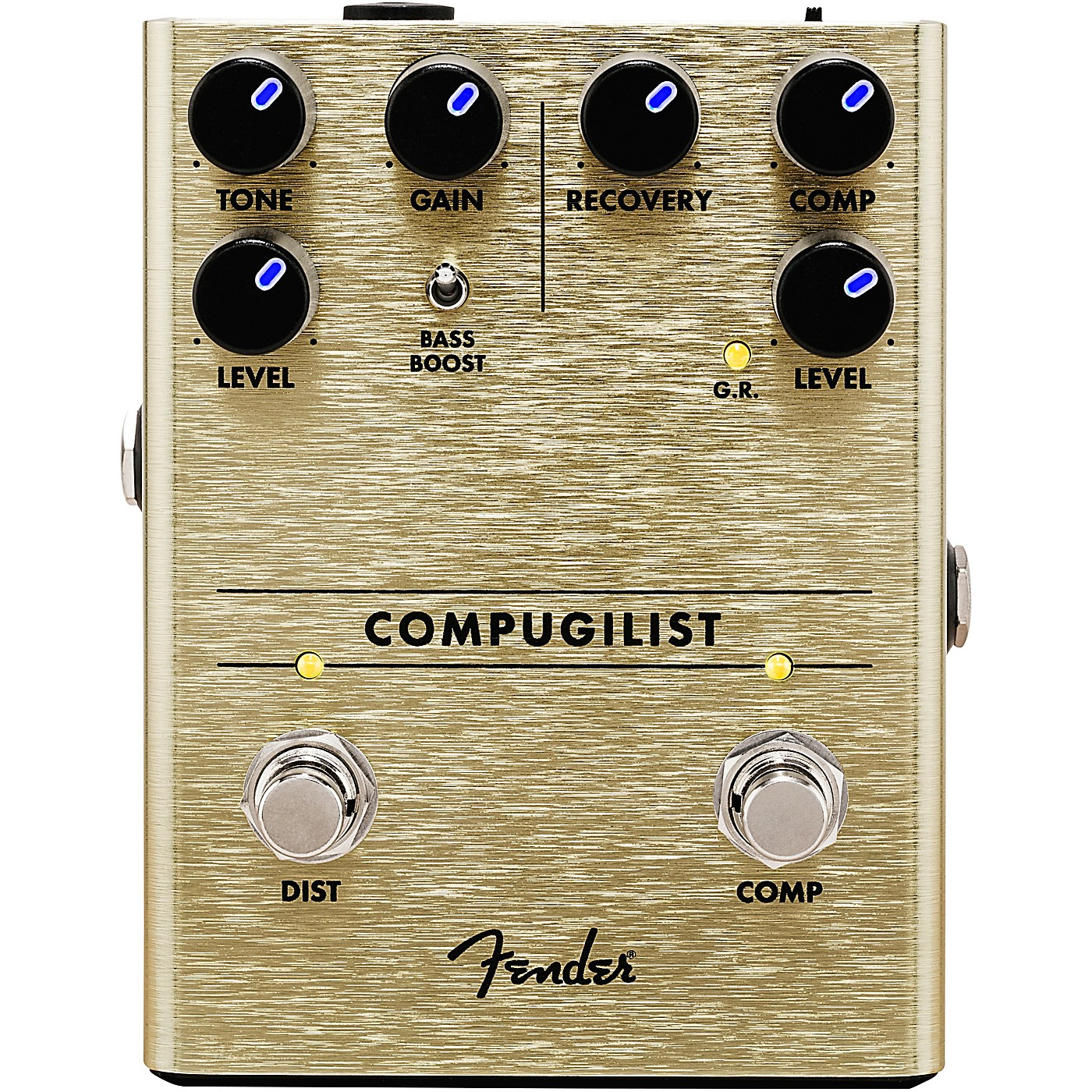 Fender Compugilist Compressor/Distortion Effects Pedal thumbnail