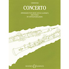 Boosey and Hawkes Conc (for Oboe & Piano Reduction) Boosey & Hawkes Chamber Music Series by Domenico Cimarosa