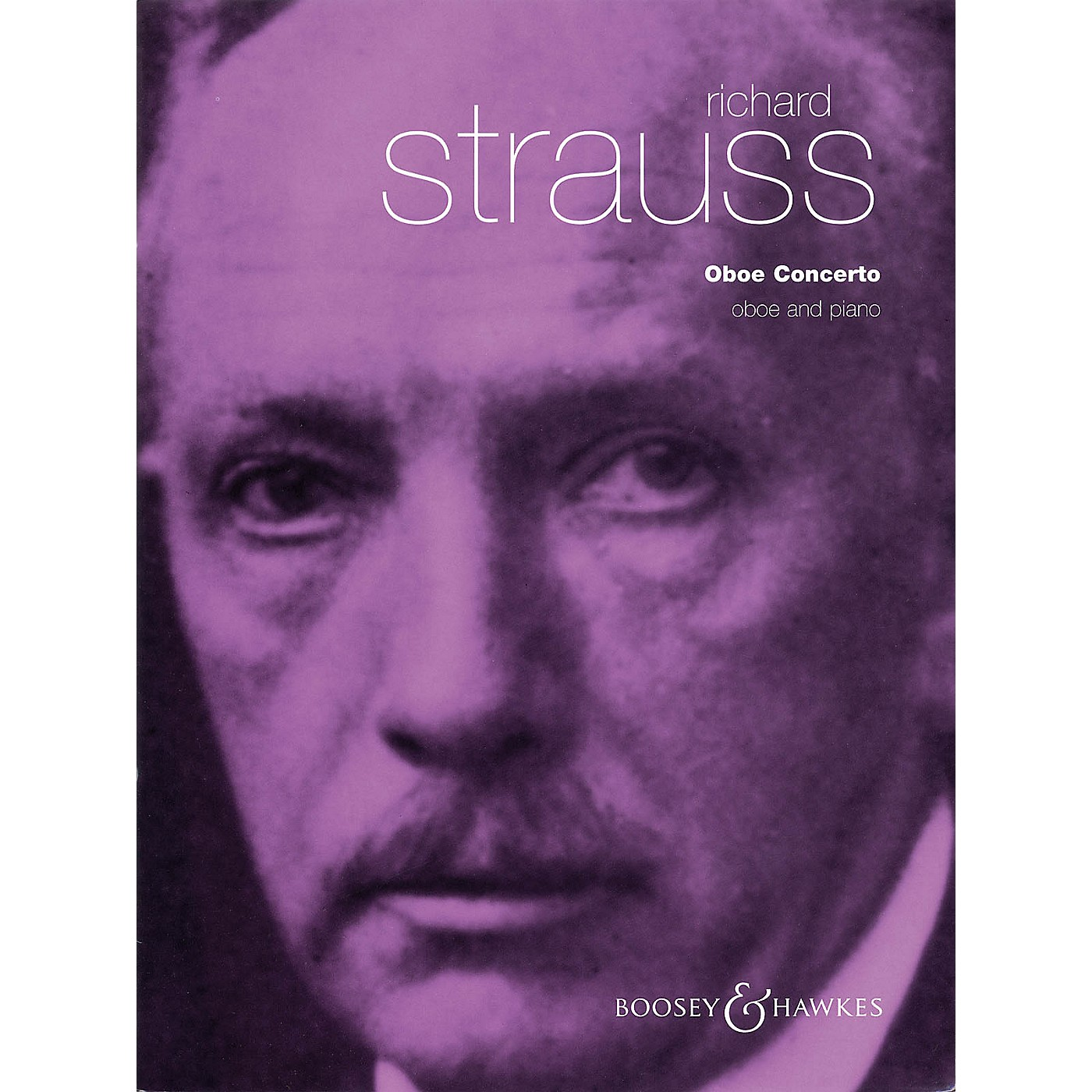 Boosey and Hawkes Conc (for Oboe & Piano Reduction) Boosey & Hawkes Chamber Music Series by Richard Strauss thumbnail