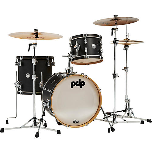 PDP by DW Concept Classic 3-Piece Bop Shell Pack thumbnail