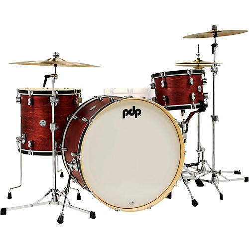 PDP by DW Concept Classic 3-Piece Shell Pack with 26 in. Bass Drum thumbnail