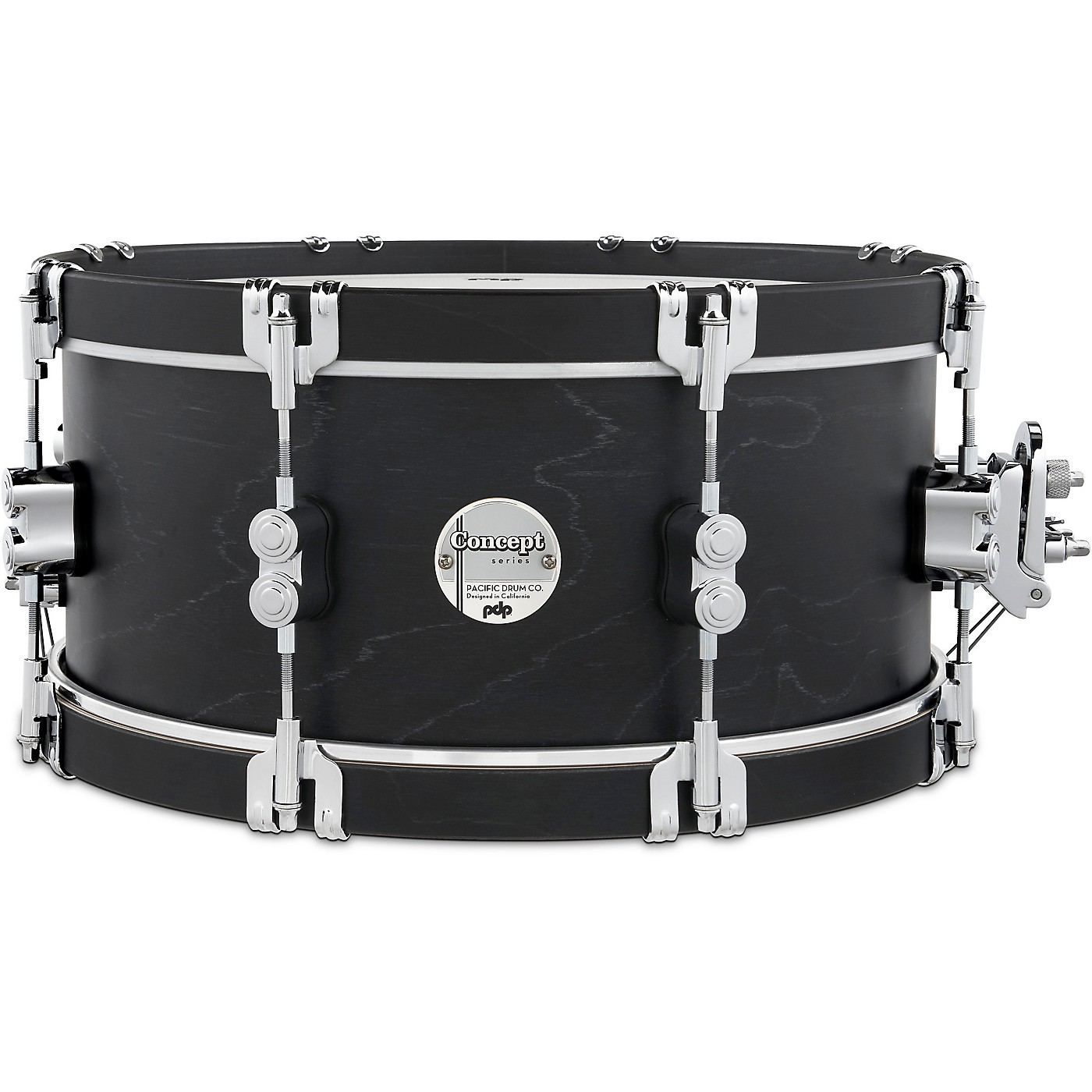 PDP by DW Concept Classic Snare Drum with Wood Hoops thumbnail