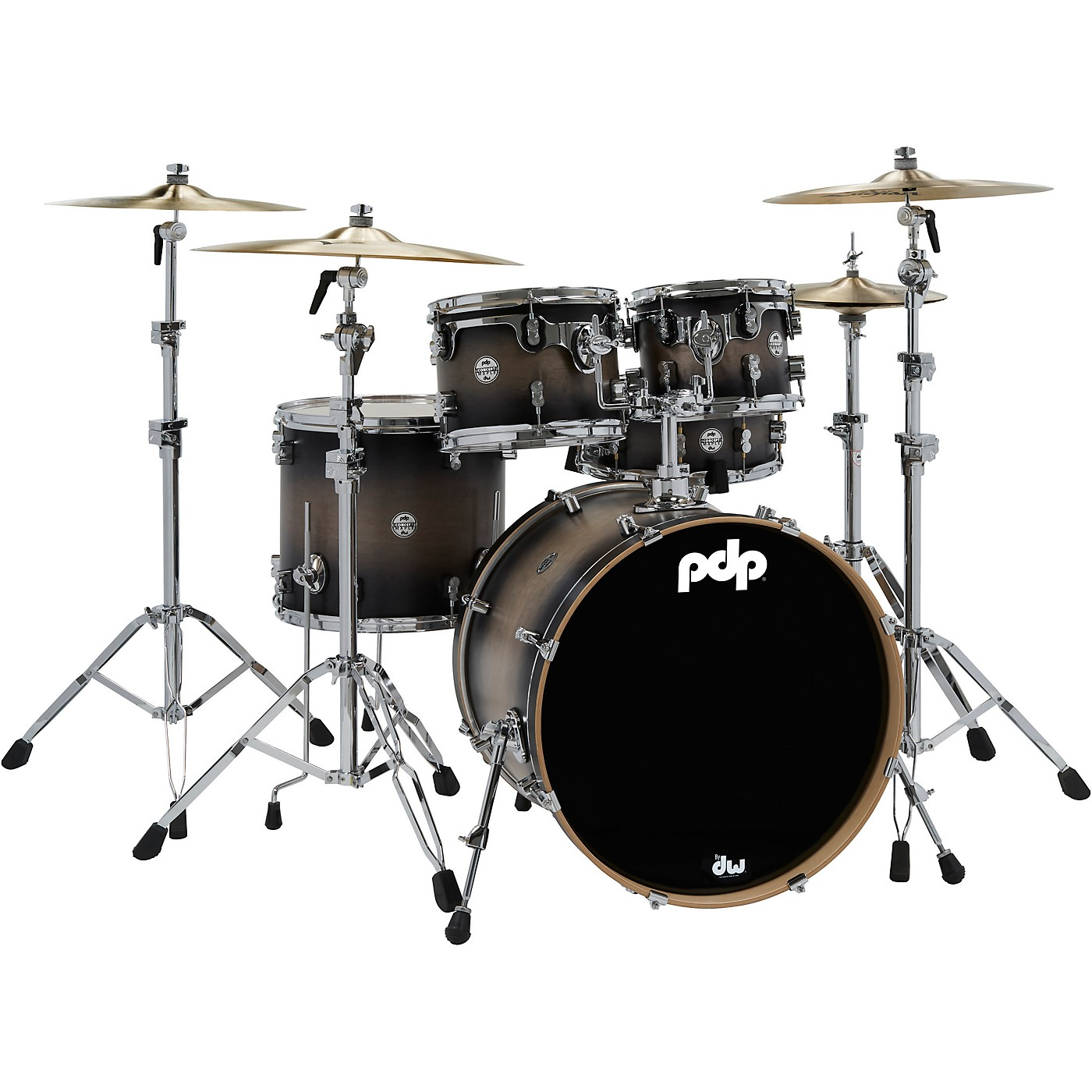 PDP by DW Concept Maple 5-Piece Shell Pack thumbnail