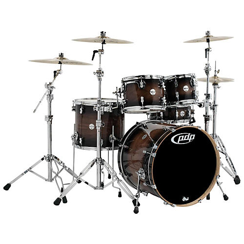 PDP by DW Concept Maple Exotic Series 5-Piece Shell Pack thumbnail