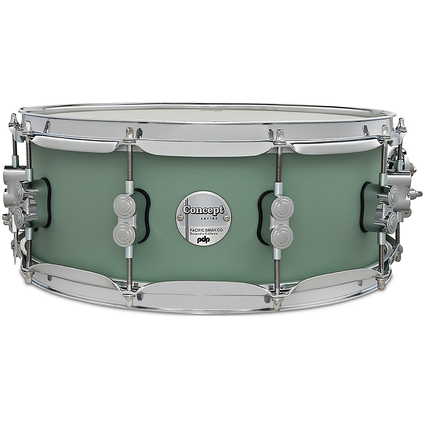PDP by DW Concept Maple Snare Drum with Chrome Hardware thumbnail