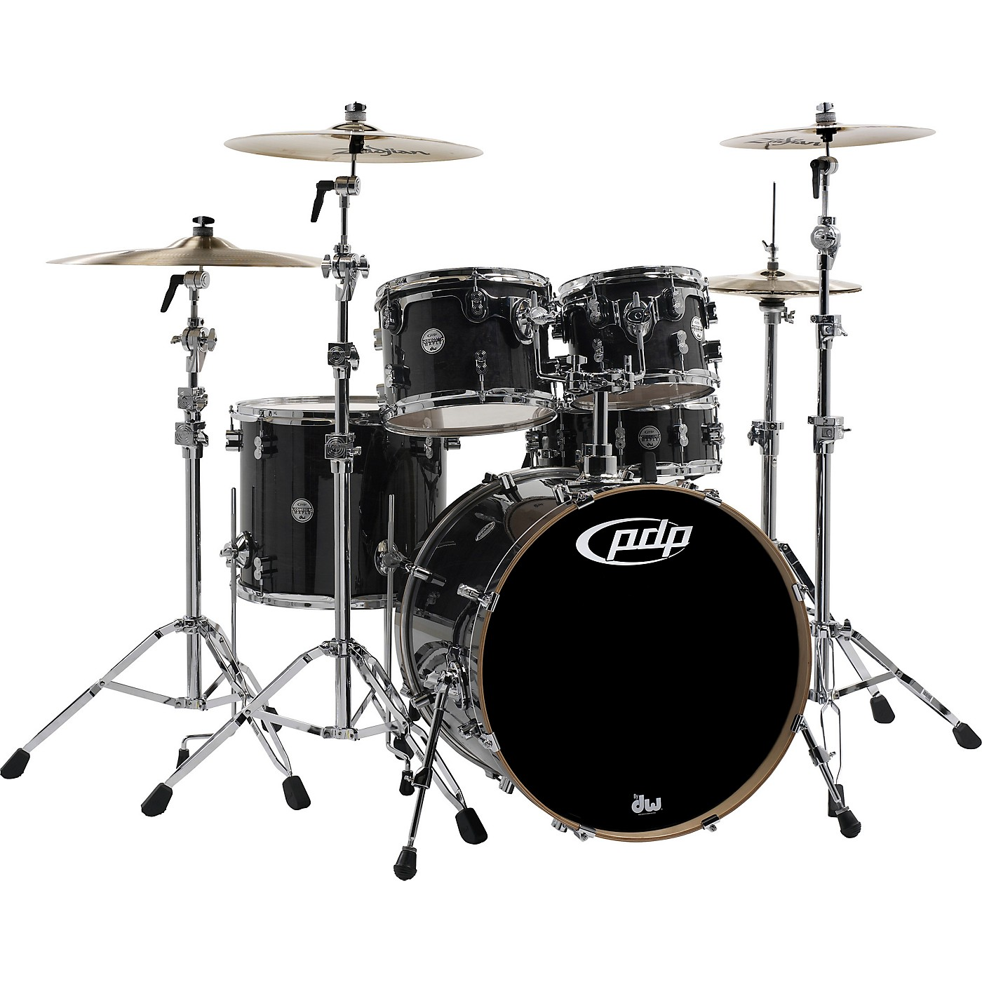 PDP by DW Concept Maple by DW 5-Piece Shell Pack thumbnail