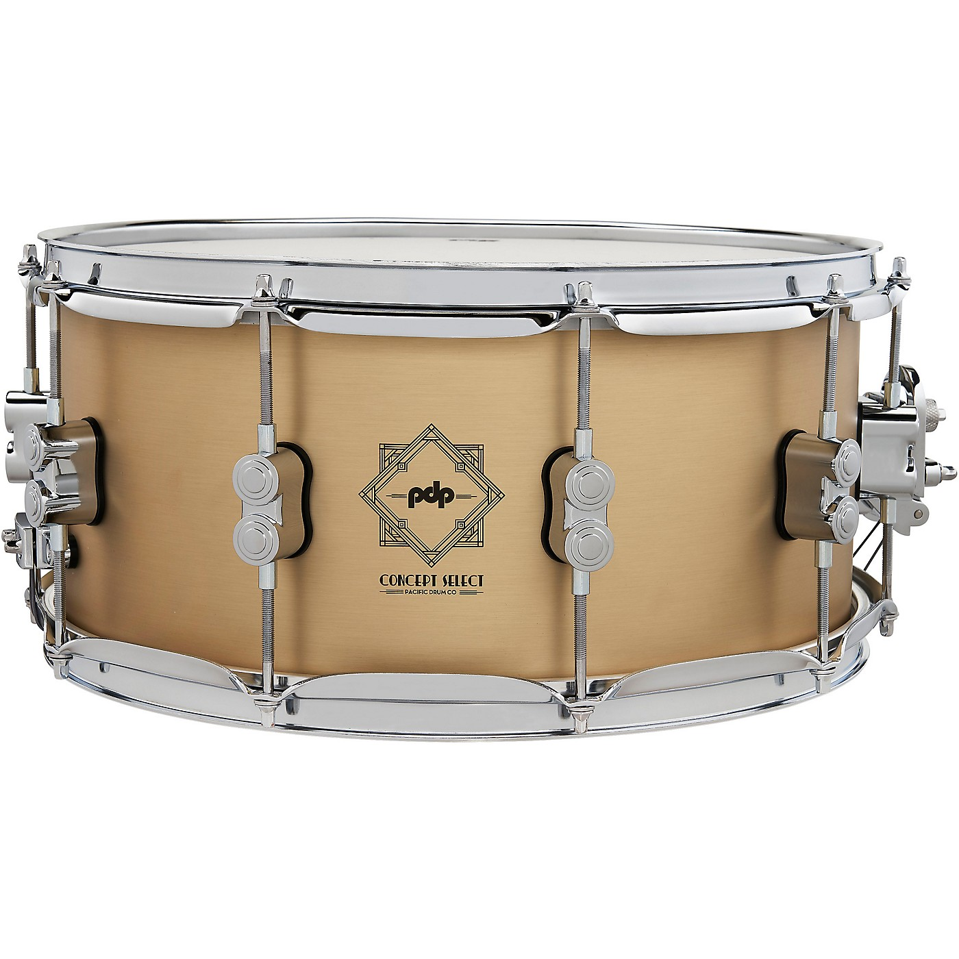 PDP by DW Concept Select Bell Bronze Snare Drum thumbnail
