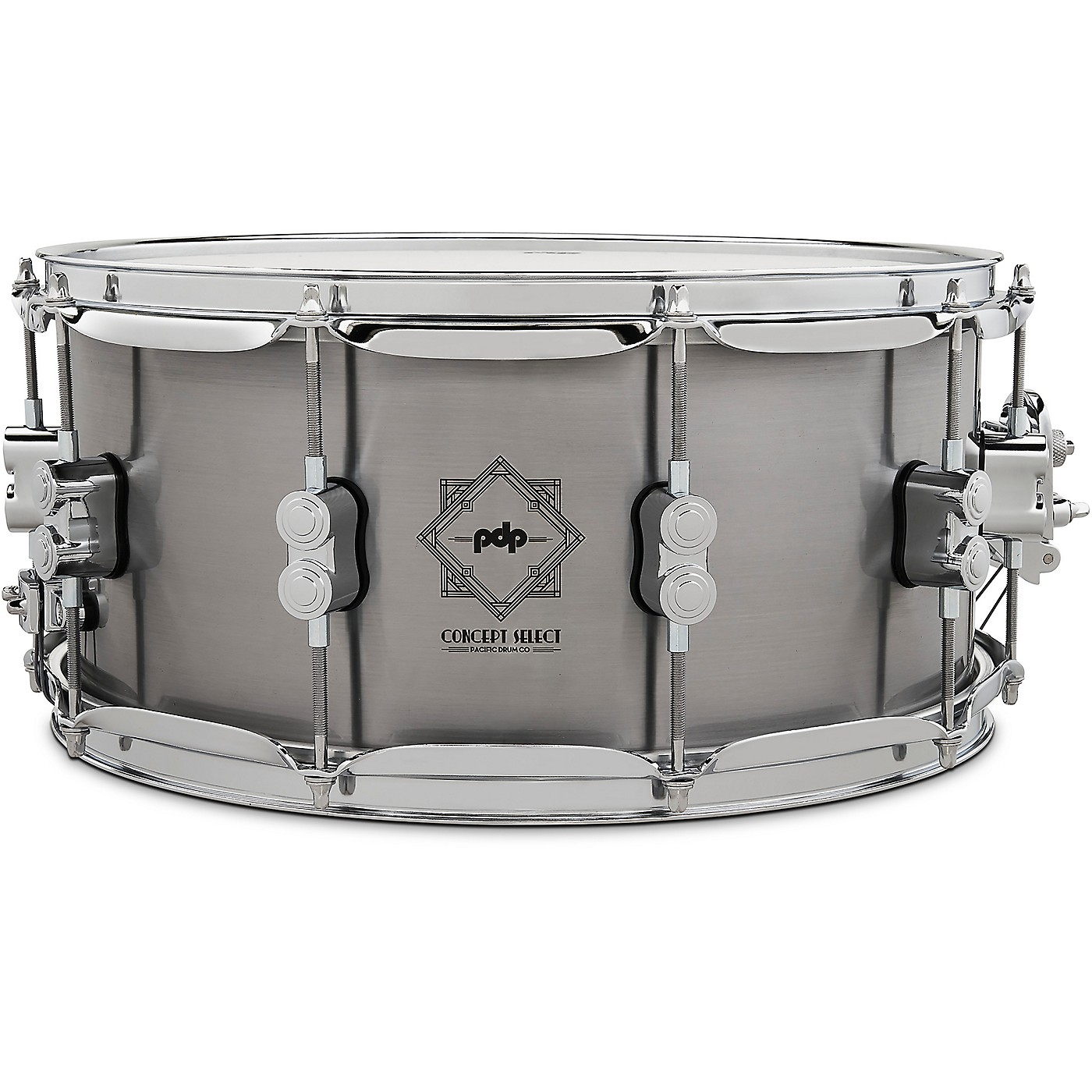 PDP by DW Concept Select Steel Snare Drum thumbnail