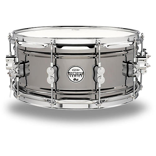 PDP by DW Concept Series Black Nickel Over Steel Snare Drum thumbnail