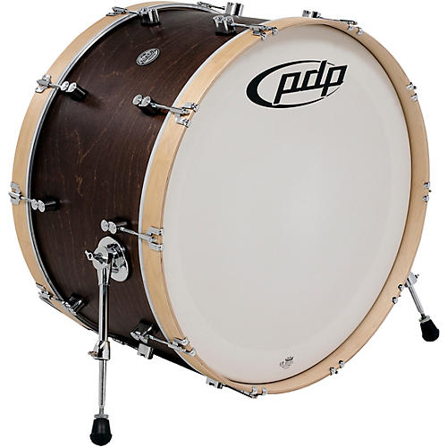 PDP by DW Concept Series Classic Wood Hoop Bass Drum thumbnail