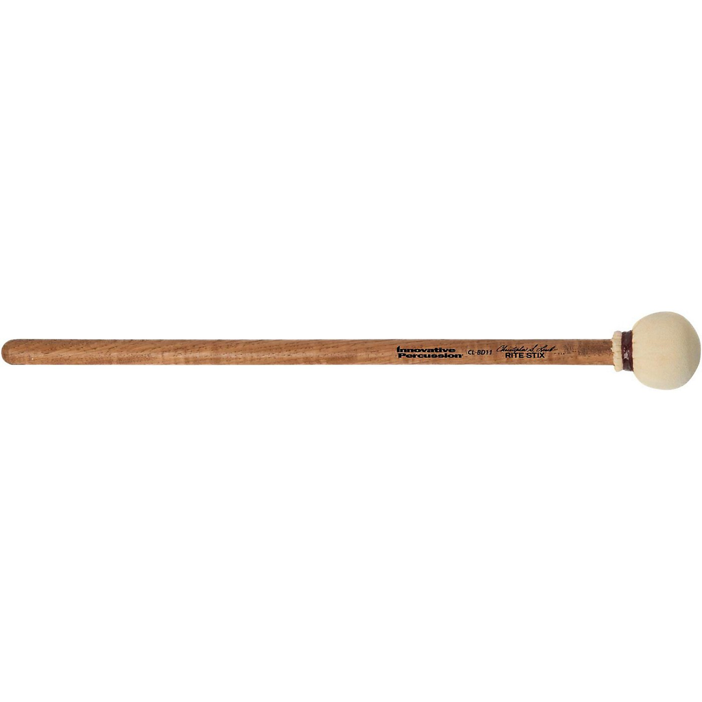 Innovative Percussion Concert Bass Drum Mallet – Rite Stix (pair) thumbnail