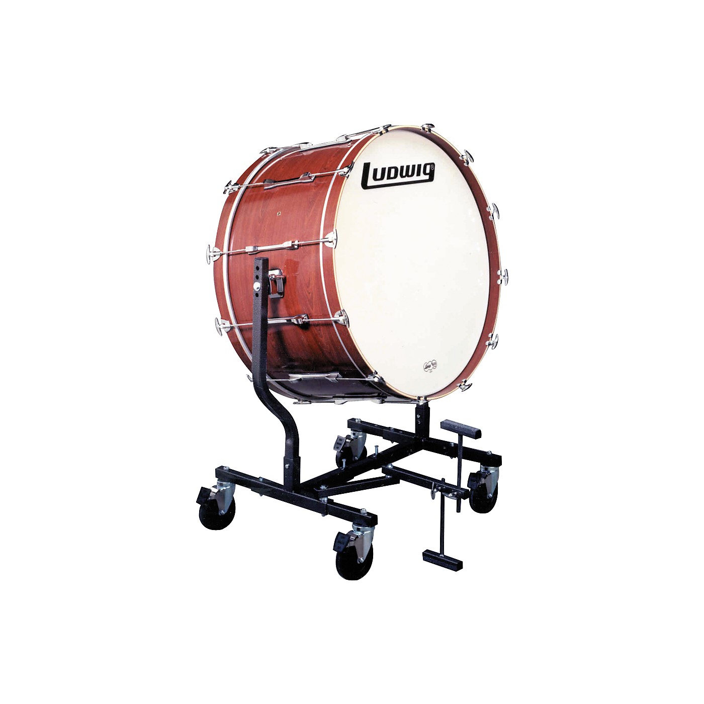 Ludwig Concert Bass Drum w/ LE787 Stand thumbnail