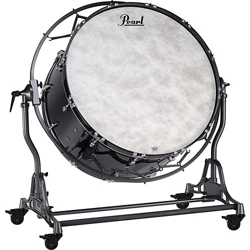 Pearl Concert Bass Drum with STBD Suspended Stand thumbnail