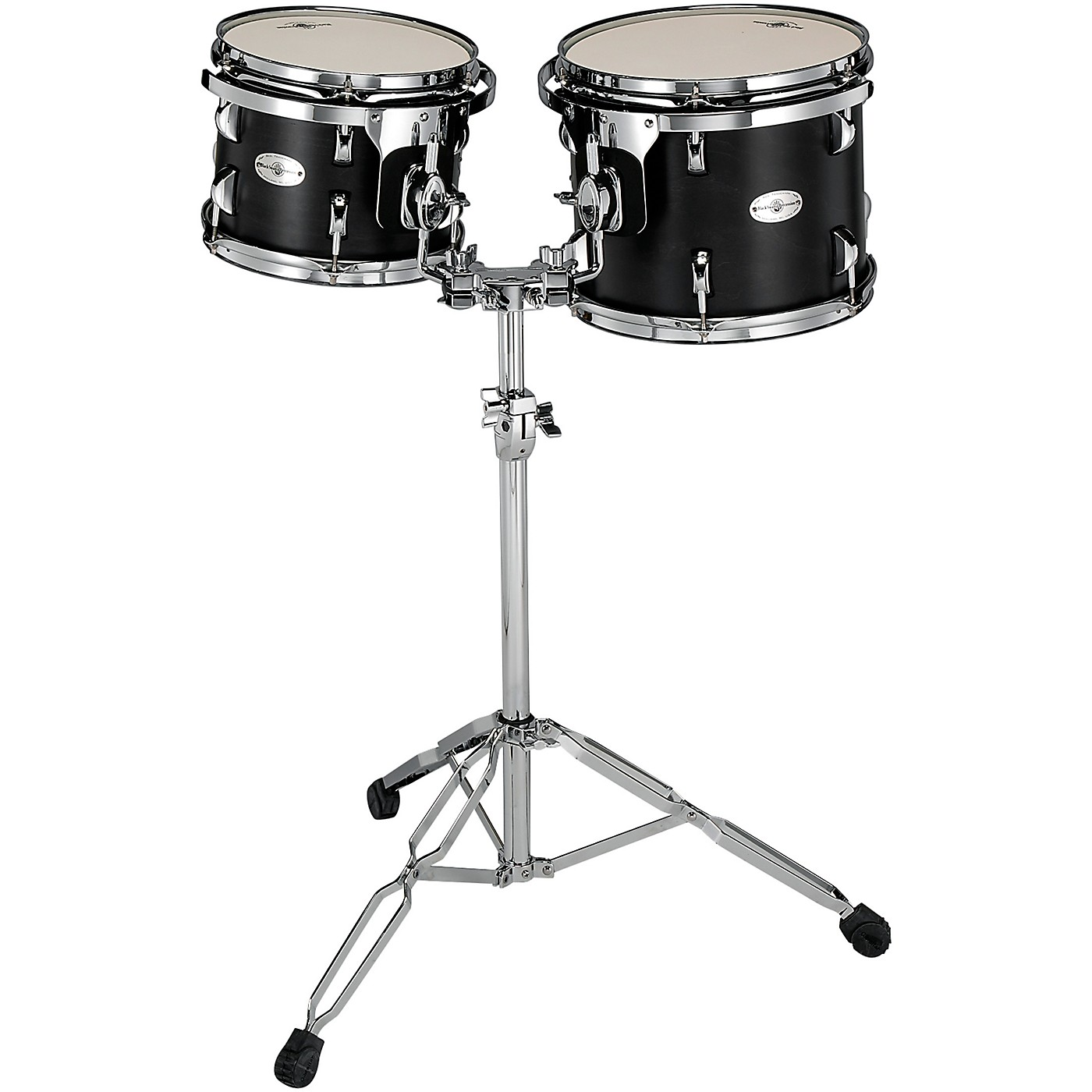 Black Swamp Percussion Concert Black Concert Tom Set with Stand thumbnail