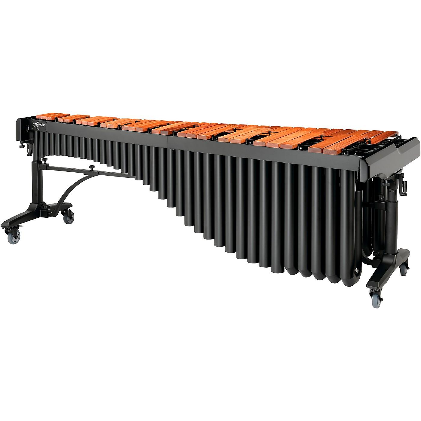 Majestic Concert Black Marimba, 5.0 Octave, Padauk Bar thumbnail