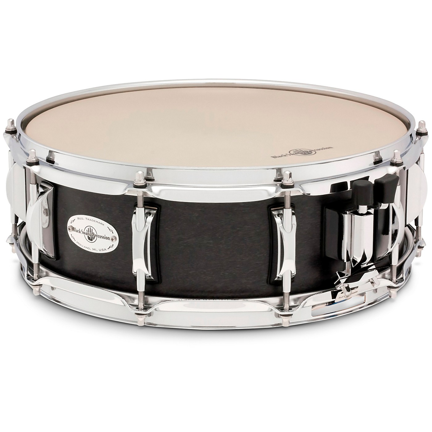 Black Swamp Percussion Concert Maple Shell Snare Drum thumbnail
