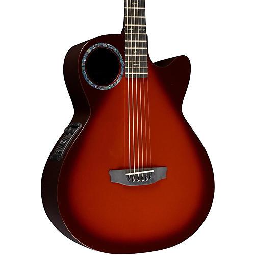 RainSong Concert Series CO-WS1005NS Acoustic-Electric Guitar thumbnail