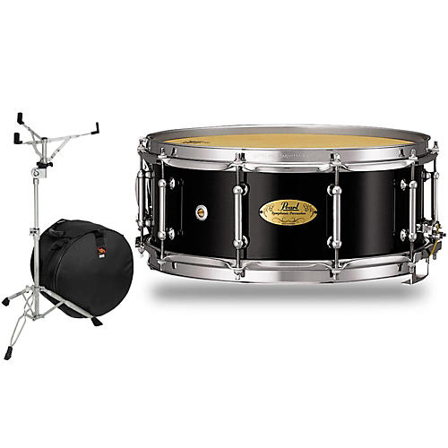 Pearl Concert Series Snare Drum with Stand and Free Bag thumbnail