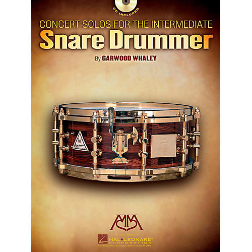 Meredith Music Concert Solos For The Intermediate Snare Drummer Book/CD thumbnail