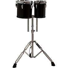 Sound Percussion Labs Concert Tom Set with Stand, 6 and 8 in.