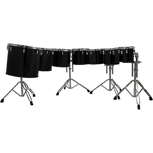 Sound Percussion Labs Concert Tom set 6/8/10/12/13/14/16/18 with Four Stands thumbnail