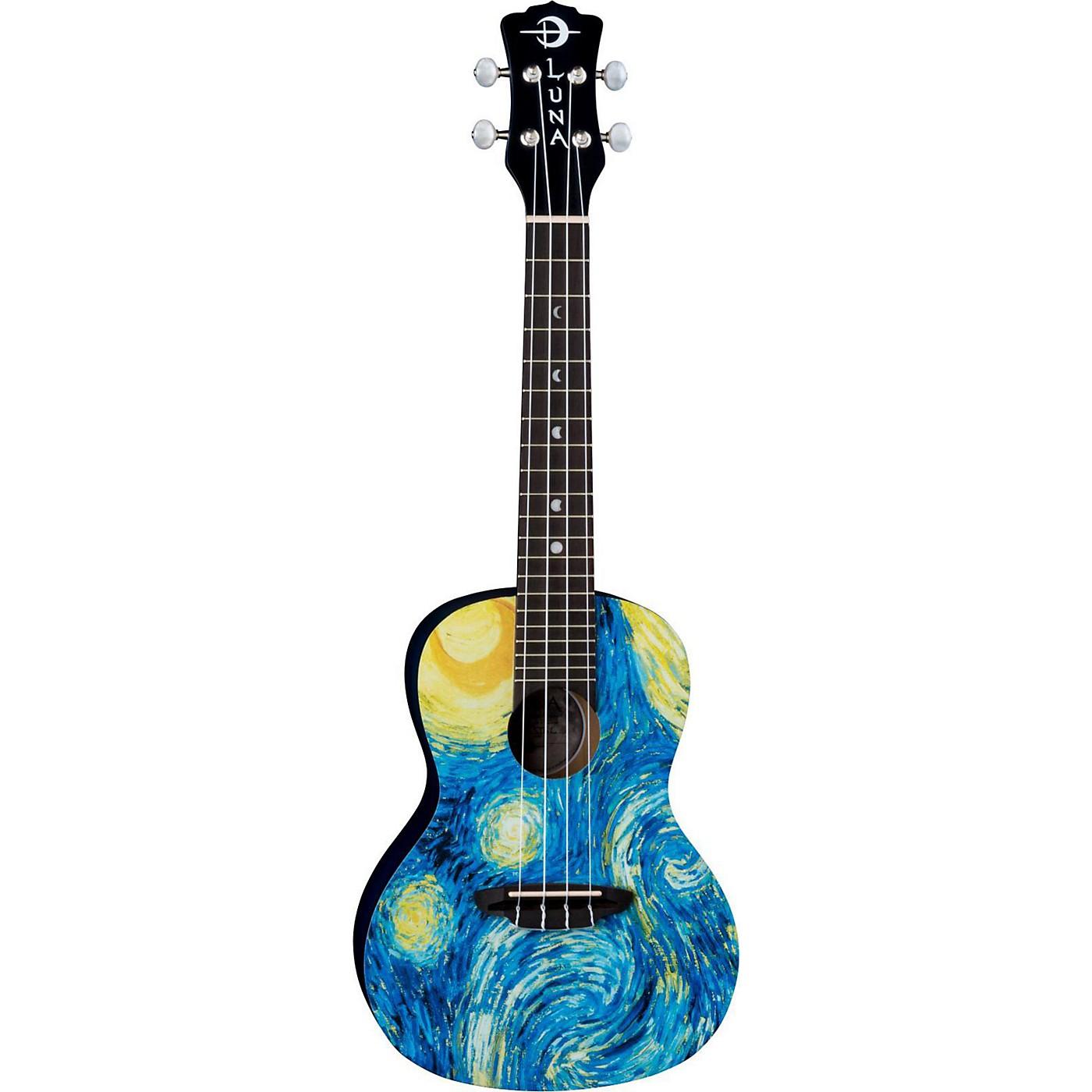 Luna Guitars Concert Ukulele thumbnail
