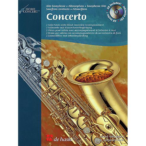 De Haske Music Concerto De Haske Play-Along Book Series thumbnail