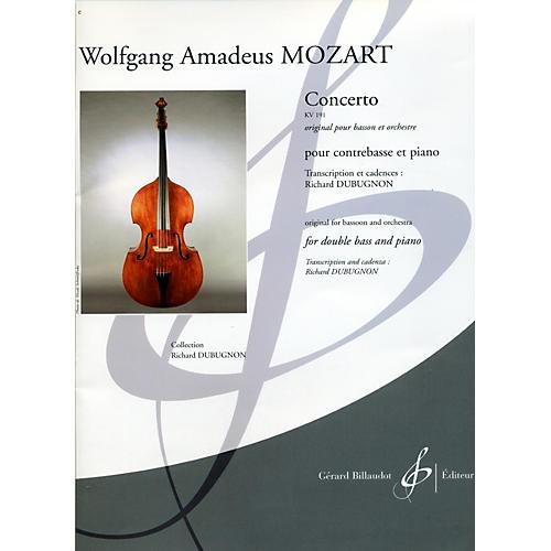 Theodore Presser Concerto KV 191 thumbnail