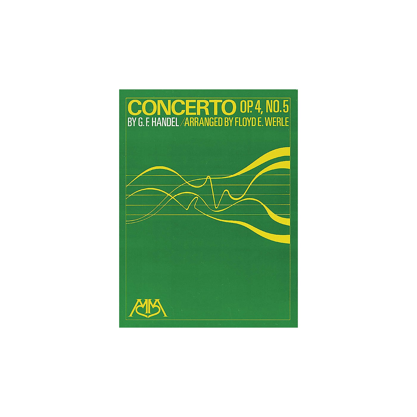 Hal Leonard Concerto Op. 4, No. 5 Concert Band Arranged by Floyd E. Werle thumbnail