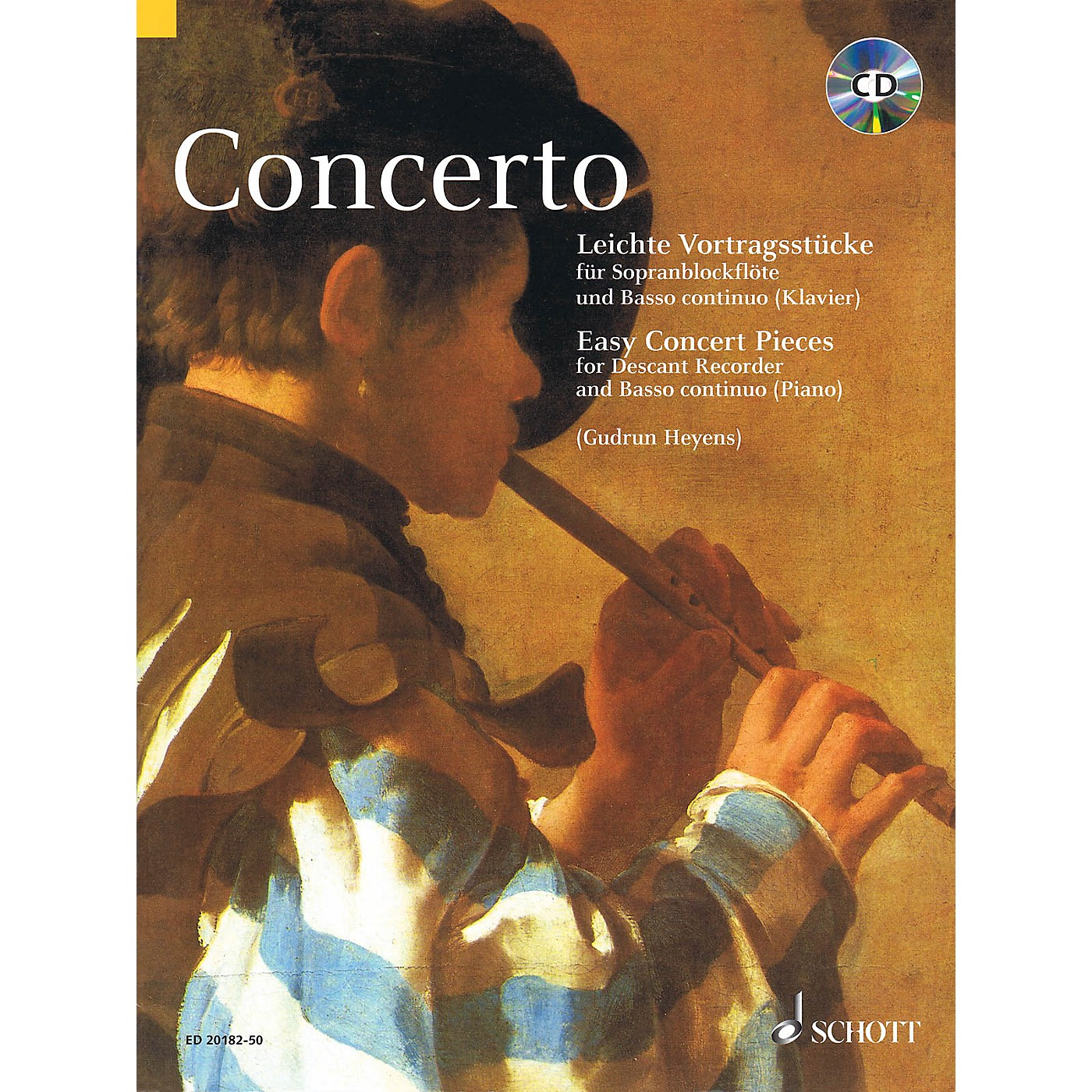 Schott Concerto Schott Series Softcover with CD  by Various Edited by Gudrun Heyens thumbnail