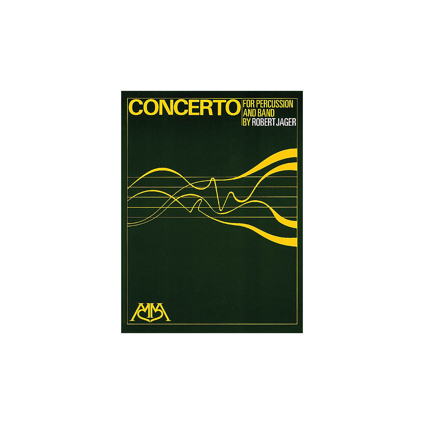 Hal Leonard Concerto for Percussion and Band Concert Band Composed by Robert Jager thumbnail