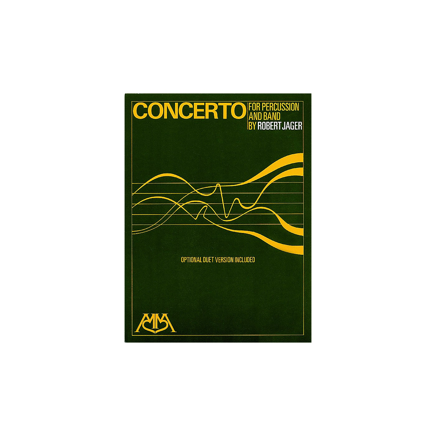 Meredith Music Concerto (for Percussion and Band) Meredith Music Resource Series Composed by Robert Jager thumbnail