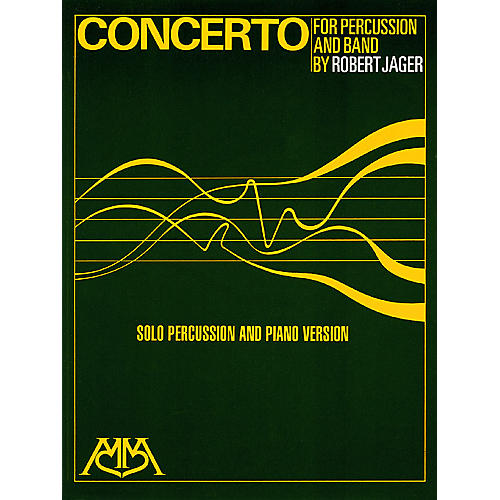 Meredith Music Concerto (for Percussion and Piano) Meredith Music Percussion Series Composed by Robert Jager thumbnail