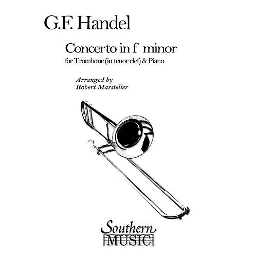 Southern Concerto in F Minor Southern Music Composed by George Frideric Handel Arranged by Robert Marsteller thumbnail