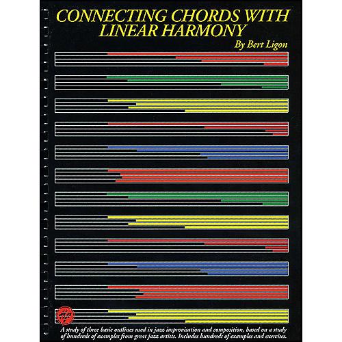 Hal Leonard Connecting Chords with Linear Harmony thumbnail
