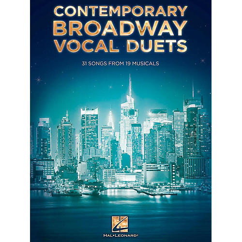 Hal Leonard Contemporary Broadway Vocal Duets thumbnail