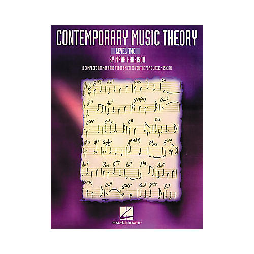 Harrison Music Education Systems Contemporary Music Theory Level 2 Book-thumbnail