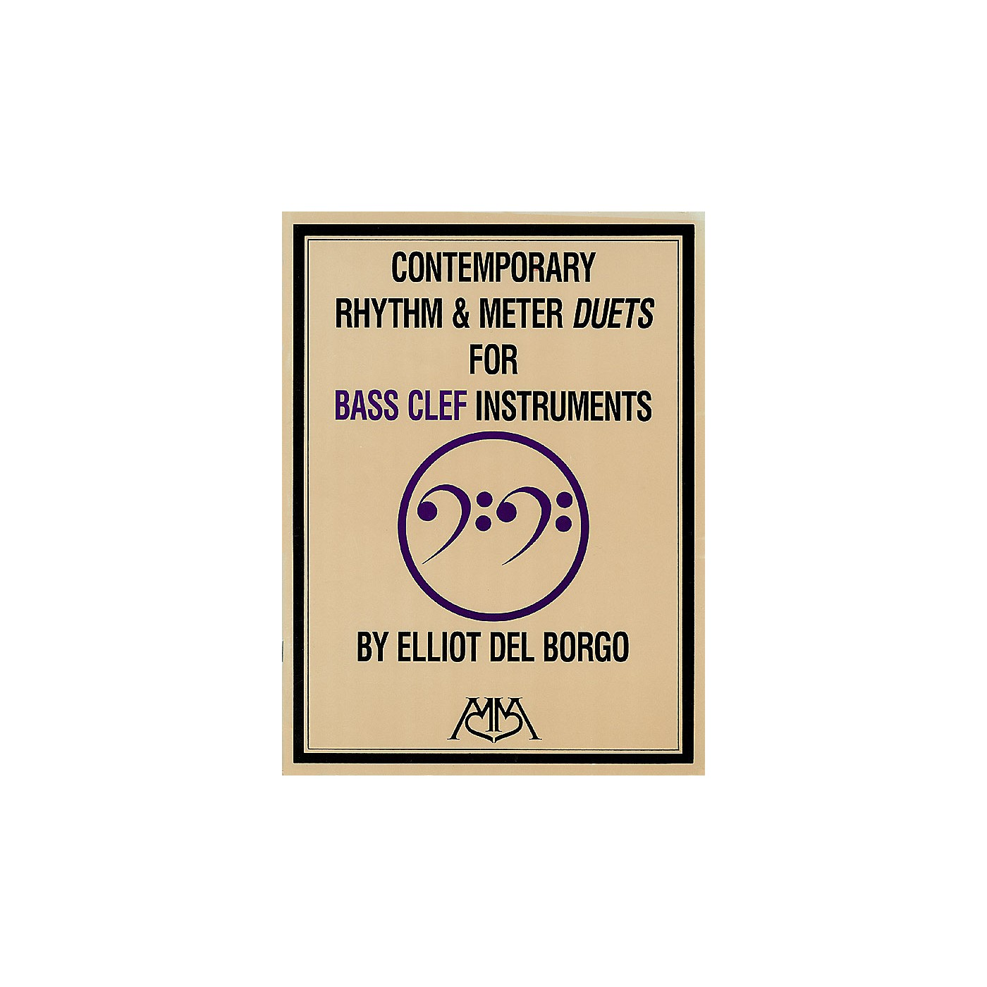Hal Leonard Contemporary Rhythm and Meter Duets Meredith Music Resource Series by Elliot DelBorgo thumbnail