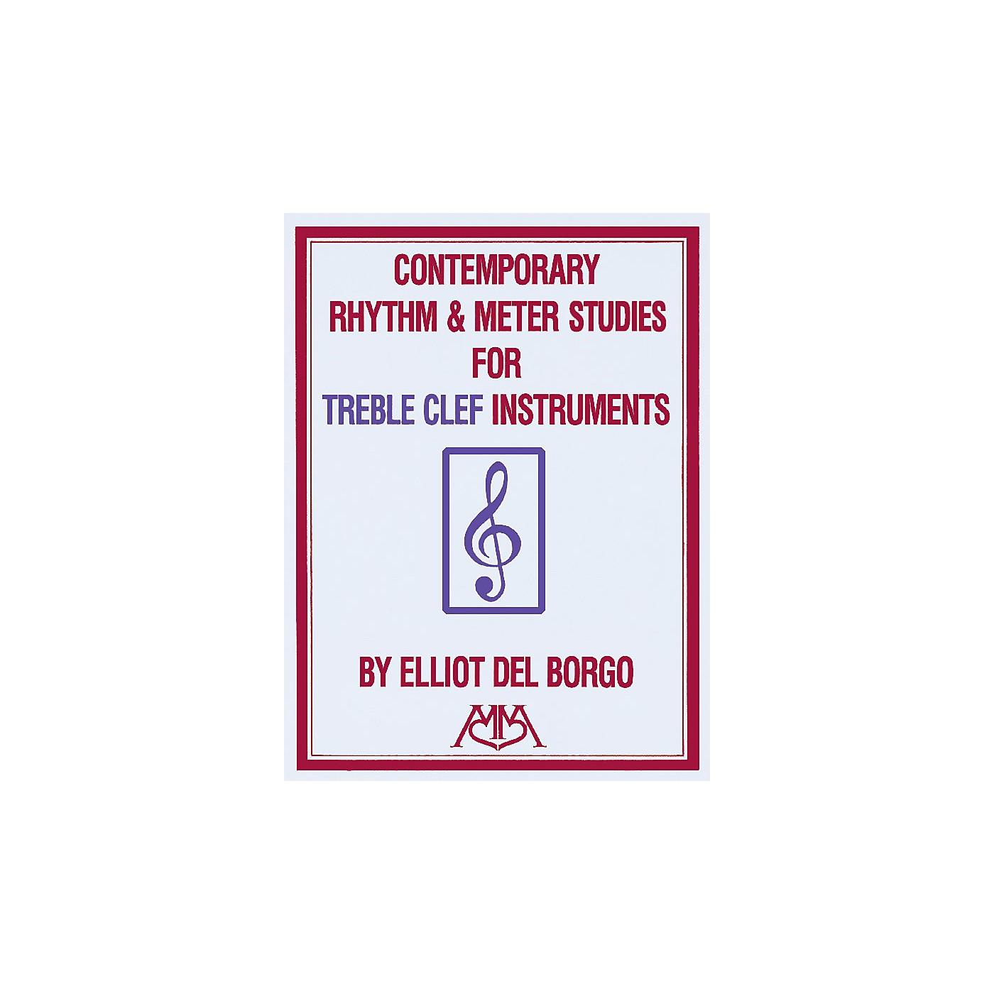 Hal Leonard Contemporary Rhythm and Meter Studies Meredith Music Resource Series by Elliot DelBorgo thumbnail