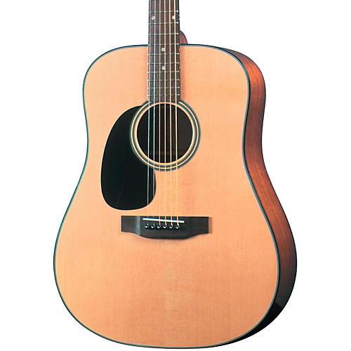Blueridge Contemporary Series BR-40LH Left-Handed Dreadnought Acoustic Guitar-thumbnail