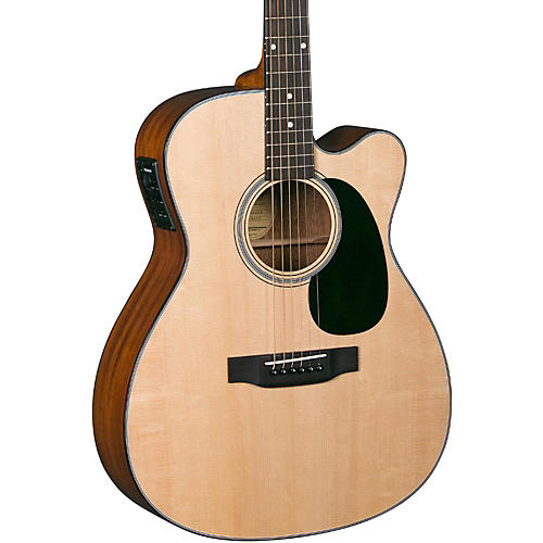 Blueridge Contemporary Series BR-43CE Cutaway 000 Acoustic-Electric Guitar thumbnail