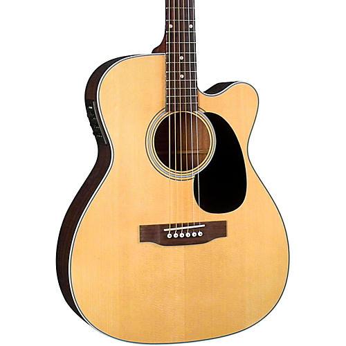 Blueridge Contemporary Series BR-63CE Cutaway 000 Acoustic-Electric Guitar thumbnail