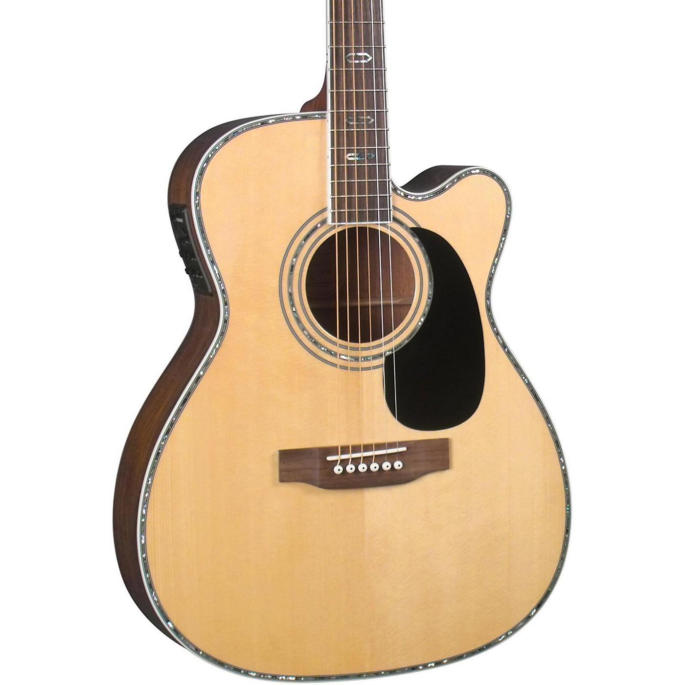 Blueridge Contemporary Series BR-73CE Cutaway 000 Acoustic-Electric Guitar thumbnail