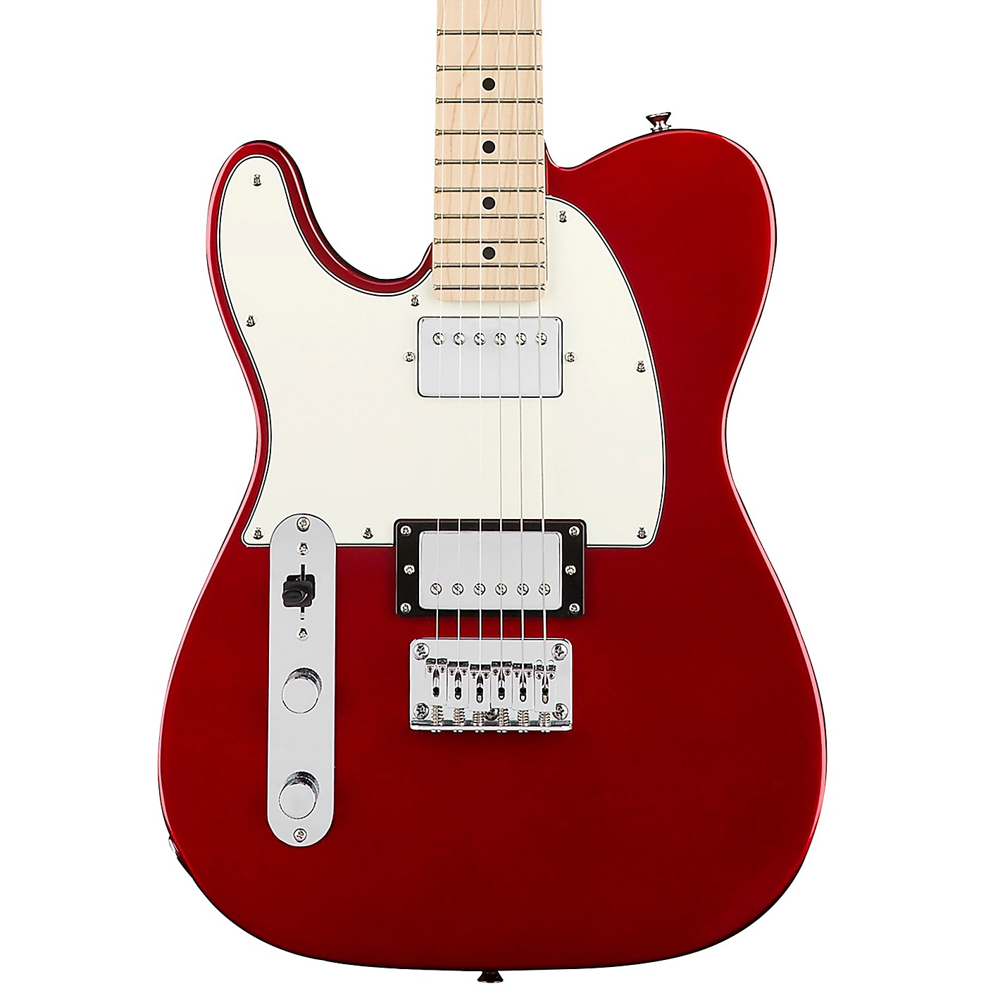 Squier Contemporary Telecaster HH Maple Fingerboard Left-Handed Electric Guitar thumbnail