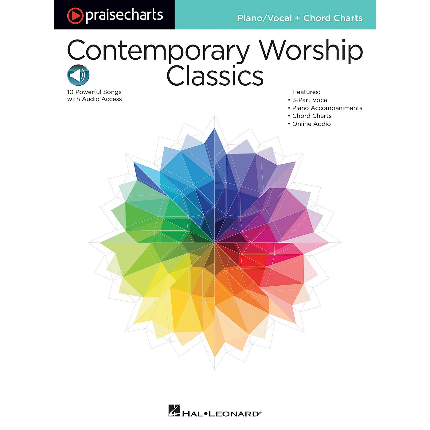 Hal Leonard Contemporary Worship Classics Praise Chart Series Softcover Audio Online Performed by Various thumbnail