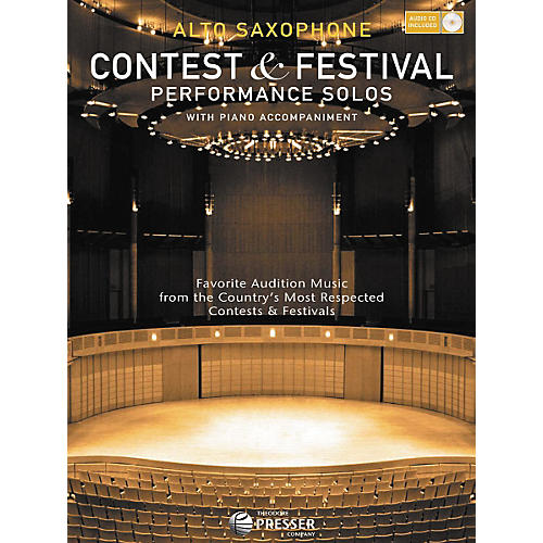 Carl Fischer Contest And Festival Performance Solos Book/CD thumbnail